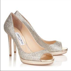 Jimmy Choo Luna Shoes/ Heels